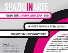Poster | Spazio in arte
