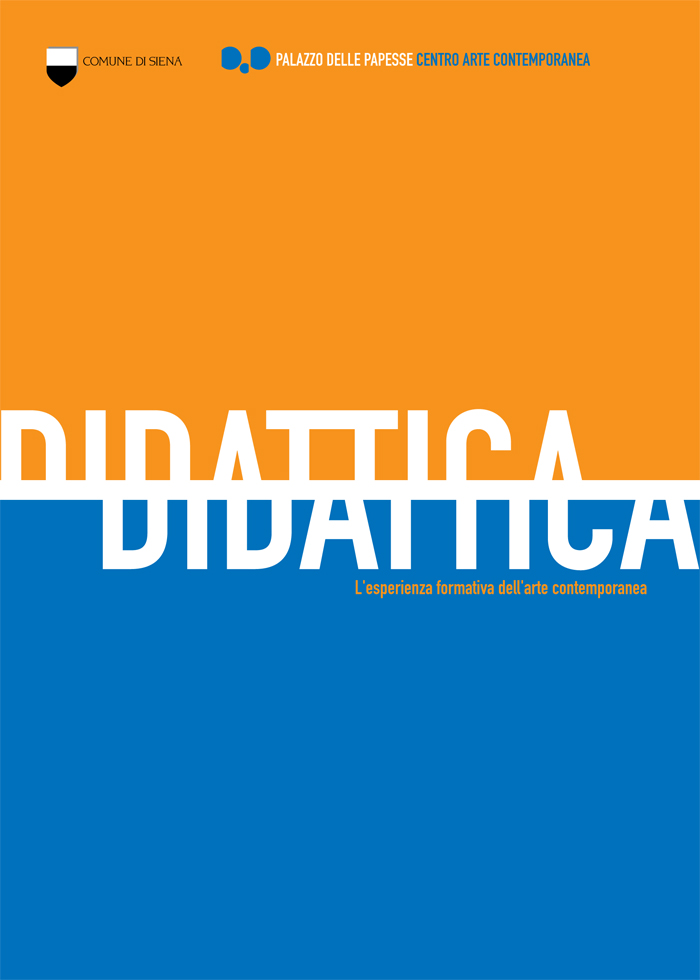 Brochure | Didattica | Palazzo delle Papesse