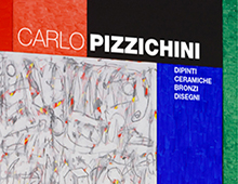 Cover book | Carlo Pizzichini