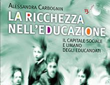 Cover book | La ricchezza dell'educazione