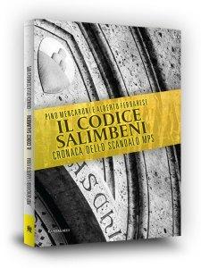 Book cover | Il Codice Salimbeni | Cronaca dello scandalo Mps