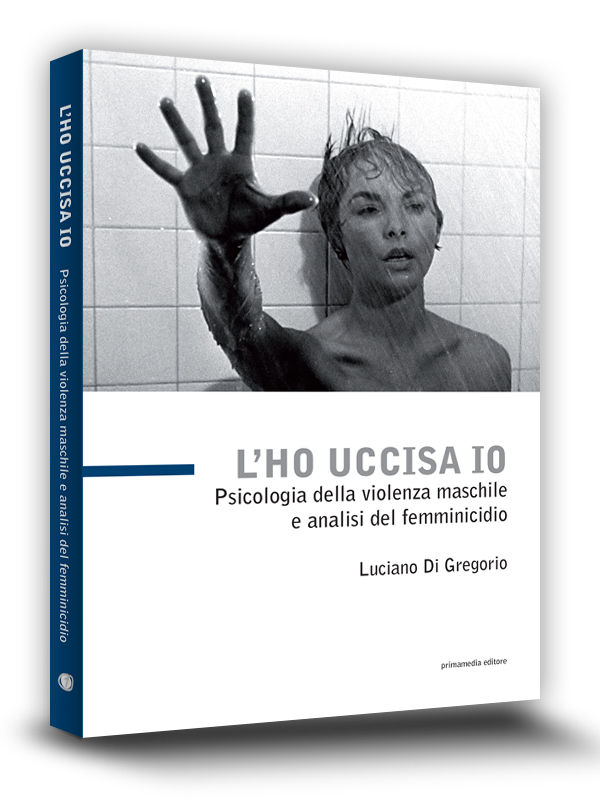 Book cover | L'ho uccisa io