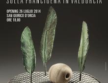 Poster | Andrea Fagioli | Forme nel verde 2014