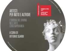 DVD design | ARTISTI PER NOTO E ALTROVE | L'OMBRA DEL DIVINO NELL'ARTE CONTEMPORANEA | A cura di  Vittorio Sgarbi | 2011