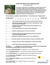 Forgiveness Worksheets. Worksheets. Ratchasima Printable ...
