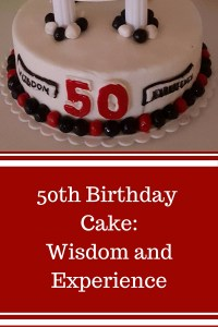 50 birthday cake 1