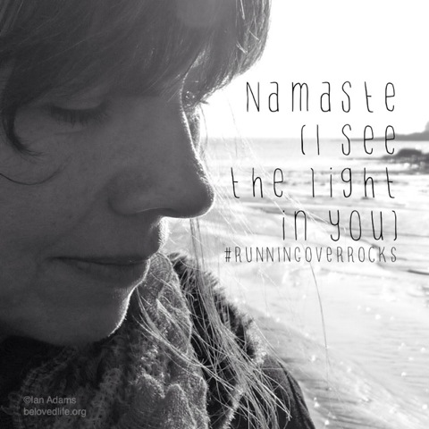 beloved life: namaste