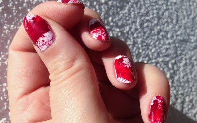Splatter Bloody Nails