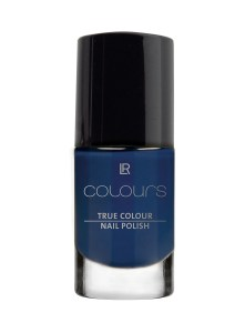 LR Colours True Colour Nail Polish Blueberry Blue