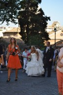 many weddings in Rome