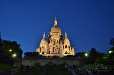 Sacré-Coeur Basilica of the Sacred Heart