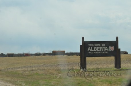 Made it to Alberta!