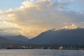 From the Ferry back to North Vancouver