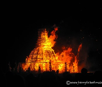 Why I Don't Write About Burning Man