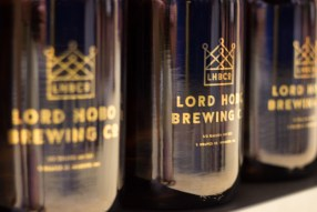 Lord Hobo brewing company in Woburn, MA
