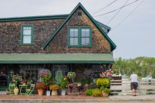 Flower shop in Kennebunkport ME
