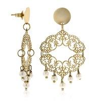 Cultured Pearl Chandelier Earrings 14K | Ben Bridge Jeweler