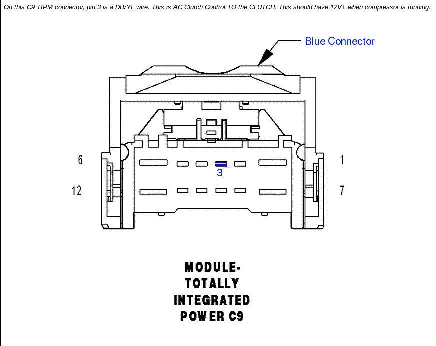 Dodge Ac Wiring - Wiring Data Diagram