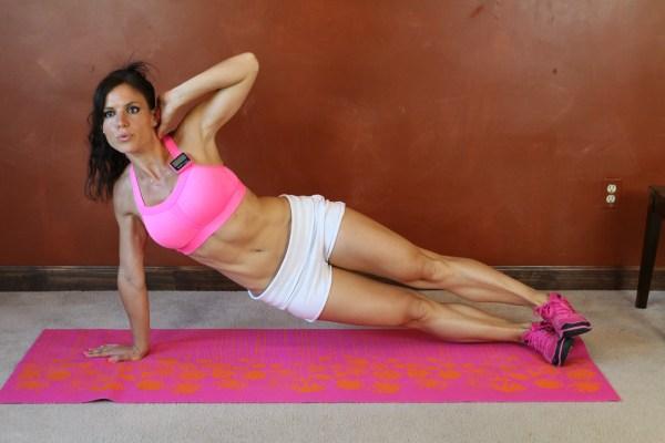 Side Plank Hip Lift: Part 2