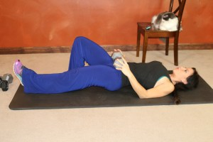 Single Leg Glute Bridge: Part 1