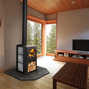 Quadra-Fire 3100LE