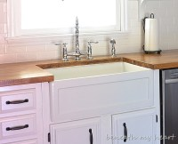 Fireclay Double Country Kitchen Sink - House Furniture