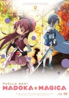 Madoka Magica DVD