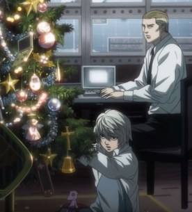 Near death note Christmas