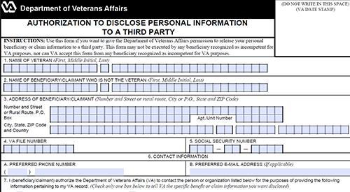 Va Loan Va Loan Verification Of Employment Form