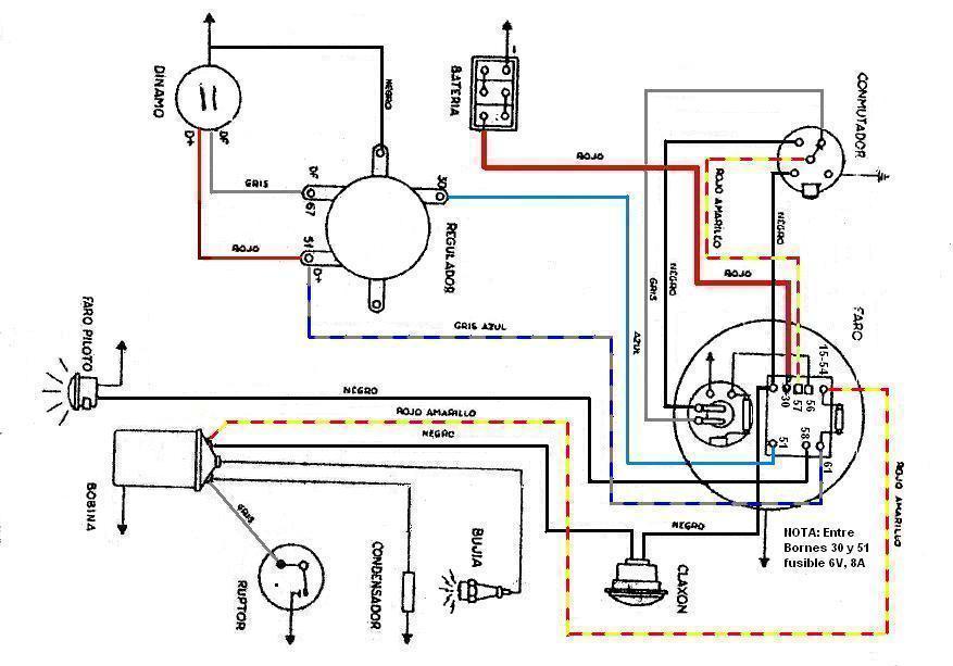 Ossa Wiring Diagram - Zracatscatchstore \u2022