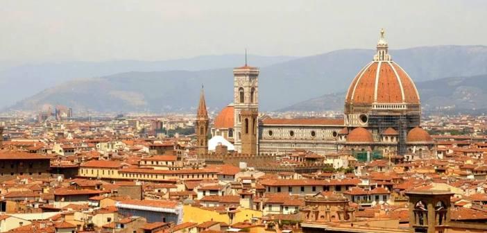 Floransa'nın ve Rönesansın simgesi; Duomo Katedrali