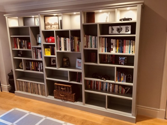 Bespoke Home Office Library Furniture Custom Made By