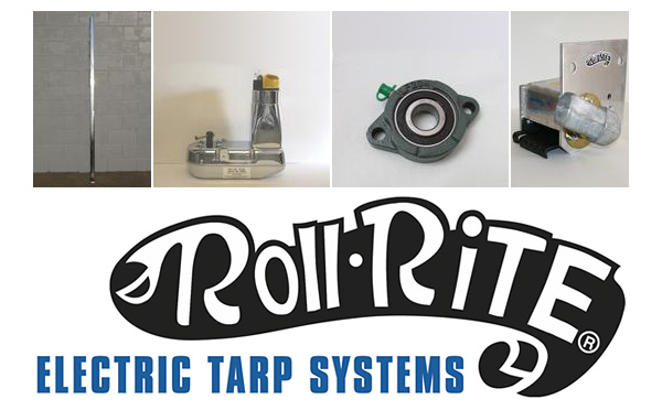 Roll Rite Tarp Parts, Arms, Motors, Switches Sale Dealer