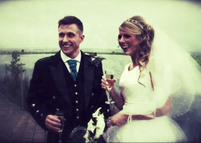 Wedding of Matthew and Nathalie Peacock