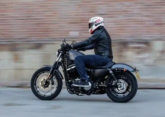 Harley Davidson Updates Forty Eight And Iron 883