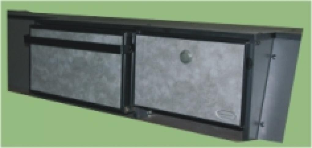 Fm Bed Modification 30 Litre Fridge