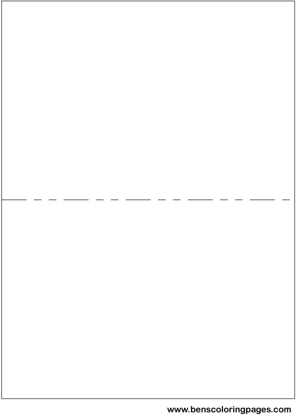 Make your own large flashcards using this template - flash card template