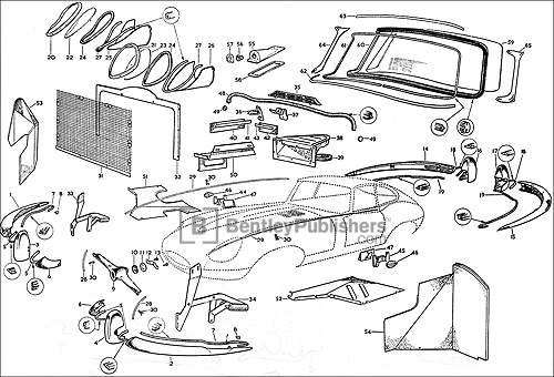 parts for jaguar e