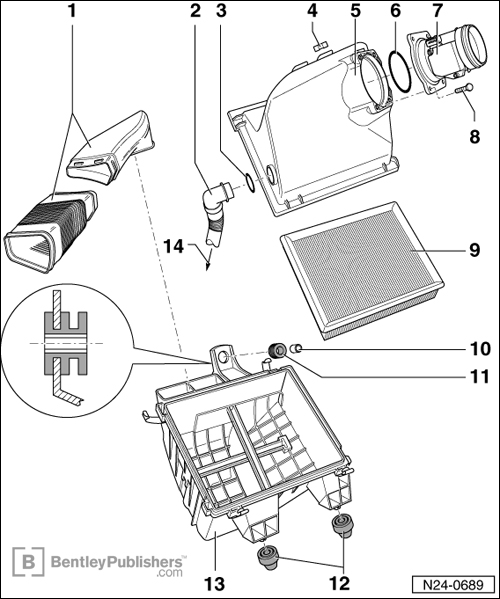 2011 Vw Touareg Engine Diagram Wiring Schematic - Carbonvotemudit