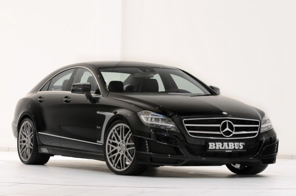 brabus2011cls 597x396 Brabus To Present Its CLS Kit At Geneva