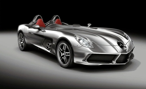 Electric Wallpaper 3d Chris Brown May Receive A 2009 Mercedes Benz Slr Stirling