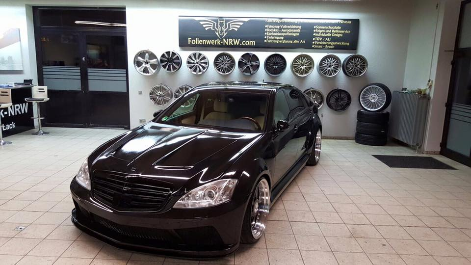 Luxury Cars Wallpapers For Desktop Mercedes Benz S Class W221 Tuned By Prior Design