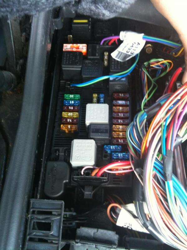 2008 E63 Fuse Box Download Wiring Diagram