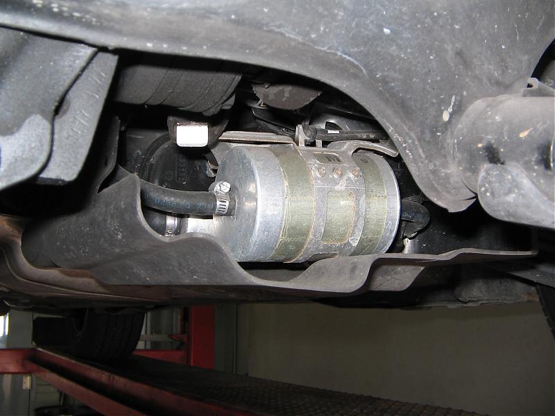 mercedes benz fuel filter 2001