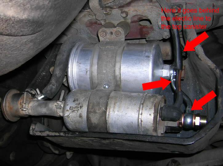 fuel filter 1983 mercedes benz 280sl