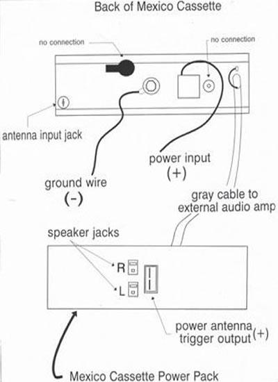 79 450SL Radio Wiring Help - Mercedes-Benz Forum