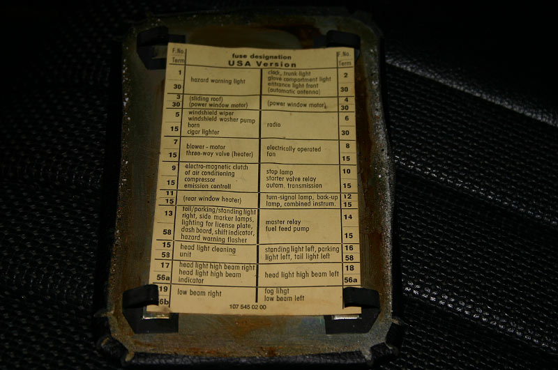 72 El Camino Fuse Box Wiring Diagram
