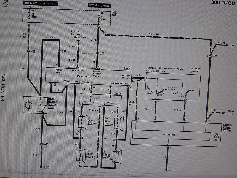 Mercedes 240d Wiring Diagram Diagram Wiring Diagram Schematic