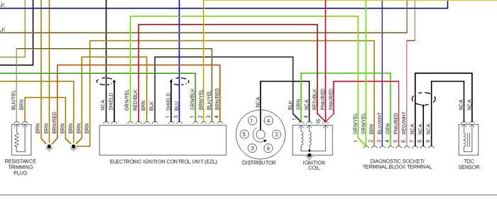 headlight wiring harness mercedes benz 300td