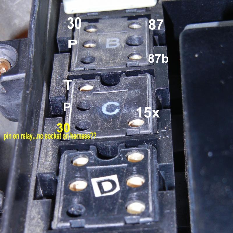 engine relay diagram